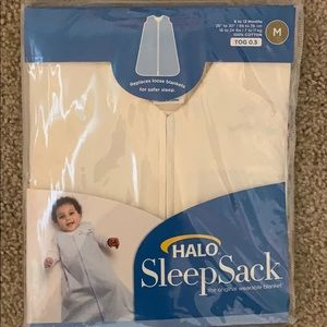 Medium cotton sleep sack